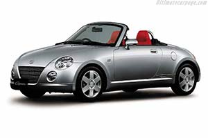 Click here to open the Daihatsu Copen gallery