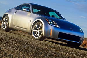 Click here to open the Nissan 350Z gallery