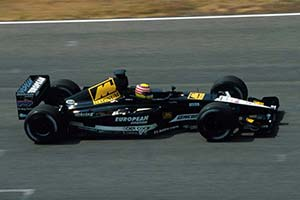Click here to open the Minardi PS01 Eurotech gallery