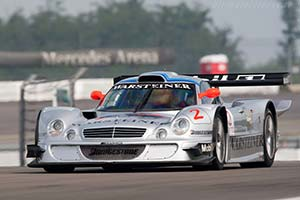 Click here to open the Mercedes-Benz CLK-LM gallery