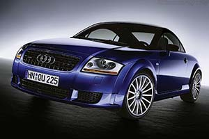 Click here to open the Audi TT Quattro Sport gallery