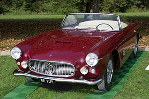Click here to open the Maserati 3500 GT Touring Spider gallery