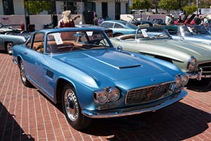 Click here to open the Maserati 3500 GT Frua Coupe Speciale gallery