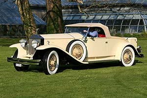 Click here to open the Rolls-Royce Phantom I Brewster Playboy Roadster gallery