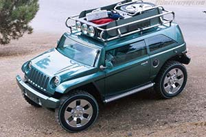 Click here to open the Jeep Willys 2 Concept gallery
