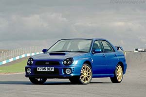 Click here to open the Subaru Impreza WRX UK300 gallery