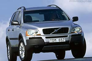 Click here to open the Volvo XC90 gallery
