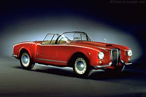 Click here to open the Lancia Aurelia B24 Spider gallery