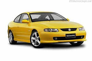Click here to open the Holden Monaro CV8 gallery