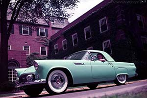 Click here to open the Ford Thunderbird gallery