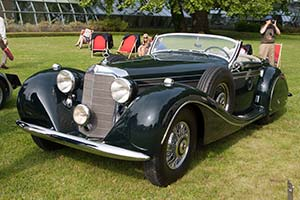Click here to open the Mercedes-Benz 540 K Spezial Roadster  gallery