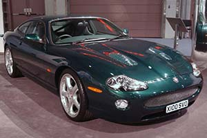 Click here to open the Jaguar XKR-R gallery