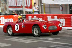 Click here to open the Cisitalia 202 SMM Nuvolari Spyder  gallery