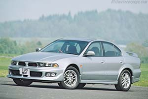 Click here to open the Mitsubishi Galant VR-4 gallery