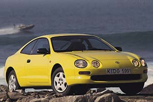 Click here to open the Toyota Celica VI GT gallery