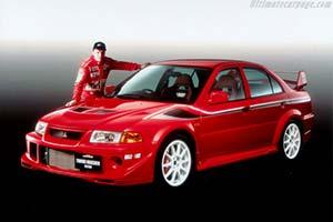 Click here to open the Mitsubishi Lancer EVO VI TME gallery