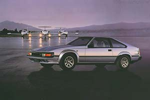 Click here to open the Toyota Celica Supra II gallery