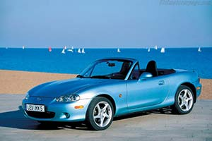 Click here to open the Mazda MX-5 Sport gallery