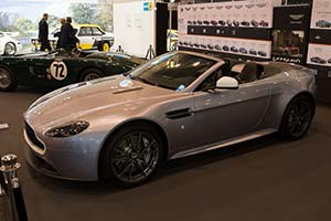Click here to open the Aston Martin V8 Vantage N430 Roadster gallery