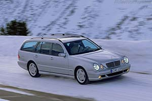 Click here to open the Mercedes-Benz E 55 AMG 4MATIC Estate gallery