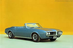 Click here to open the Pontiac Firebird Convertible gallery