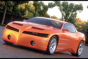 Click here to open the Pontiac GTO Concept gallery