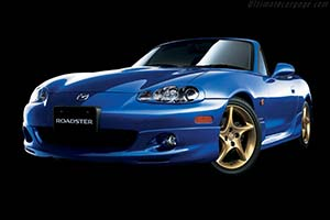 Click here to open the Mazda Roadster Mazdaspeed gallery