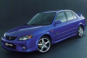 Click here to open the Mazda 323 MPS gallery