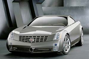 Click here to open the Cadillac Evoq gallery