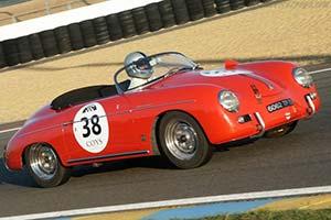 Click here to open the Porsche 356 A Speedster gallery
