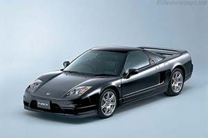 Click here to open the Honda NSX gallery