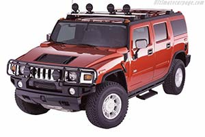Click here to open the Hummer H2 SUV gallery