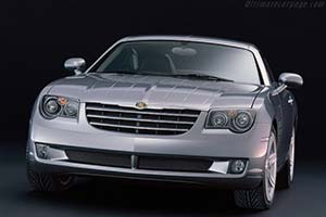 Click here to open the Chrysler Crossfire gallery
