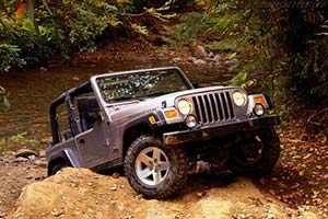 Click here to open the Jeep Wrangler Rubicon gallery