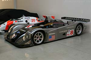 Click here to open the Cadillac LMP 02 gallery