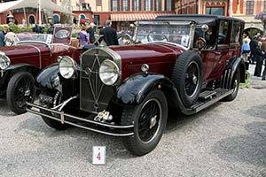 Click here to open the Isotta Fraschini 8A Coupe de Ville gallery