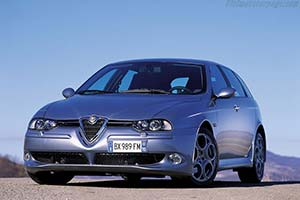 Click here to open the Alfa Romeo 156 Sportwagon GTA gallery