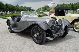 Click here to open the Jaguar SS 100 2.5-litre Roadster gallery