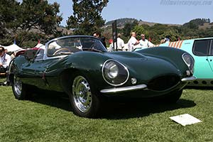 Click here to open the Jaguar XKSS gallery