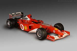 Click here to open the Ferrari F2002 gallery