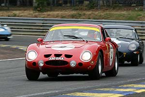 Click here to open the Ferrari 330 LMB gallery