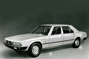 Click here to open the Maserati Quattroporte II gallery