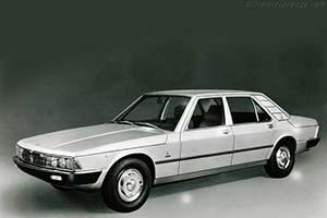 Click here to open the Maserati Quattroporte II gallery
