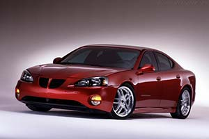 Click here to open the Pontiac Grand Prix G-Force gallery