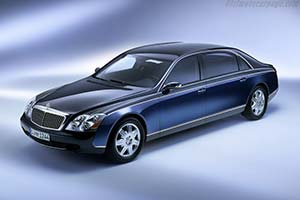 Click here to open the Maybach 57 gallery