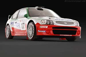 Click here to open the Hyundai Accent WRC 3 gallery
