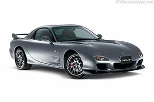 Click here to open the Mazda RX-7 Spirit R gallery