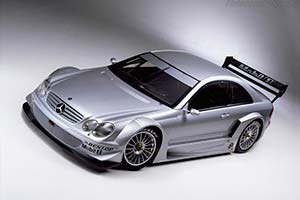 Click here to open the Mercedes-Benz CLK DTM gallery