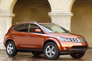 Click here to open the Nissan Murano gallery