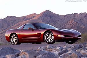 Click here to open the Chevrolet Corvette C5 50th anniversary gallery